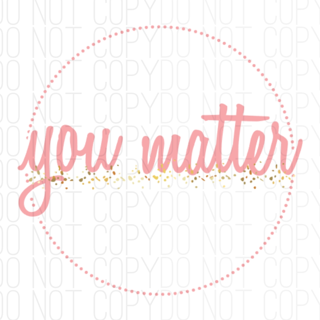 You Matter Digital Design