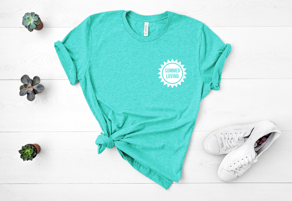 Summer Lovin Pocket Mockup
