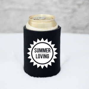 Summer Loving Koozie Transfer