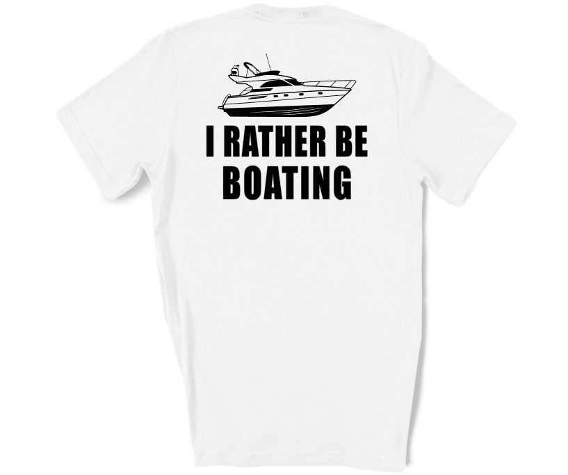 I Rather Be Boating