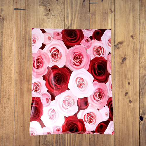 Roses Poly Mailer