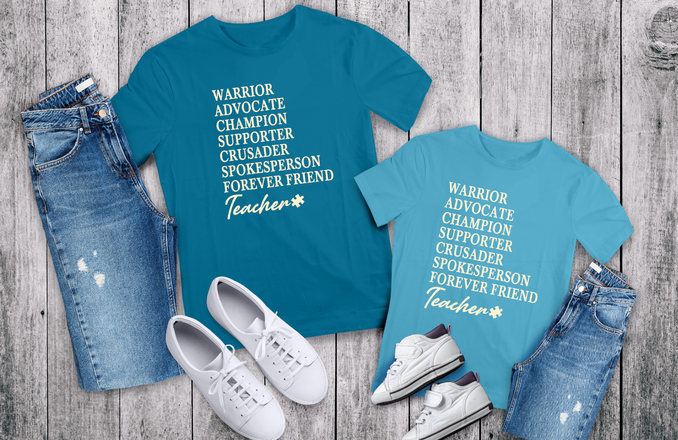 warrior advocate teacher
